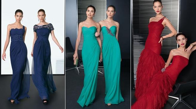9d62fcdbc Vestidos largos de fiesta Rosa Clará 2013 – Estilos de moda – Moda ...