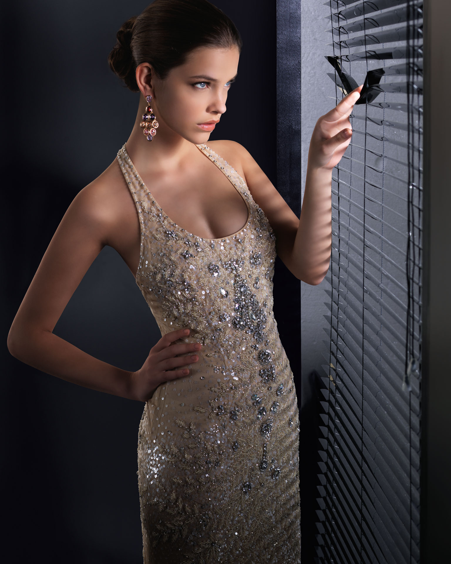vestidos de noche sexy: