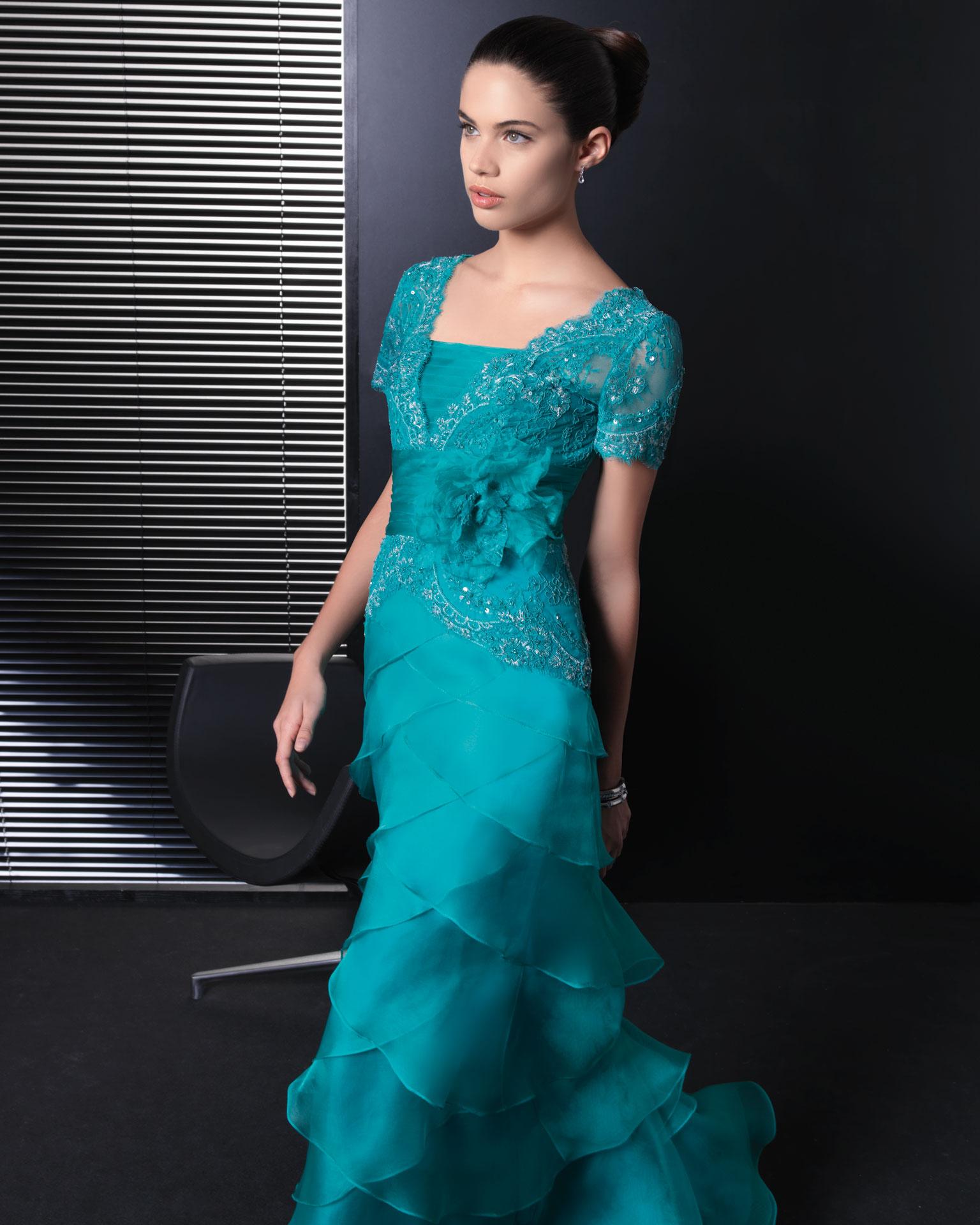 Asombroso Vestidos De Fiesta Con Precios Ideas Ornamento Elaboración ...
