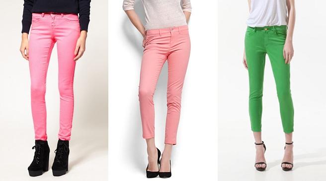 Pantalones de moda Los pantalones son una prenda impresindible en el armario de una mujer, ya que son muy versátiles, porque van bien tanto de día, de noche, para el trabajo y ocasiones más espeiales, lo importante es elegir el mejor pantalón para cada momento.