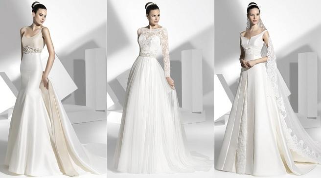 vestidos de novia de franc sarabia 2013 – estilos de moda – moda