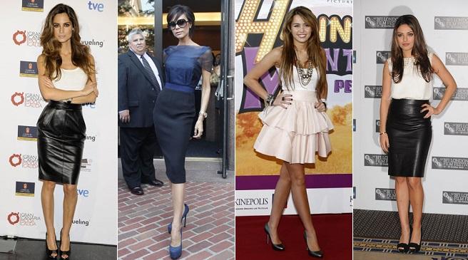 cea7eb0ff Cómo combinar las faldas de talle alto – Estilos de moda – Moda ...