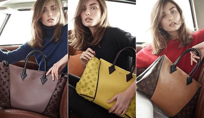 422adc559 W, el nuevo bolso de Louis Vuitton – Estilos de moda – Moda, estilo ...