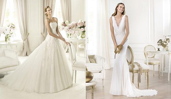 vestidos de novia pronovias 2014 – estilos de moda – moda, estilo y