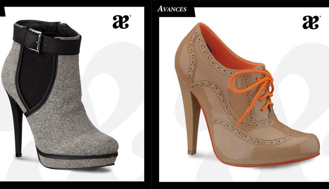Zapatos Andrea otoño-invierno 2013/2014