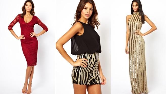 A continuación te dejamos con una selección de vestidos que Asos ha puesto a la venta para las fiestas del otoño-invierno , aunque en su página web .