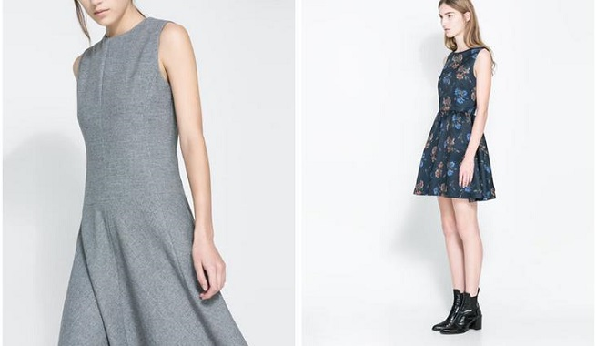 Vestidos de fiesta mujer zara
