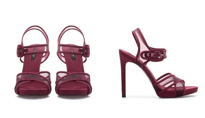 Zara Moda – Para Fiesta De Zapatos Nochevieja Estilos w0CHxx