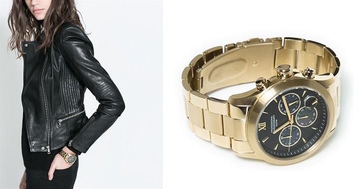Relojes mujer zara