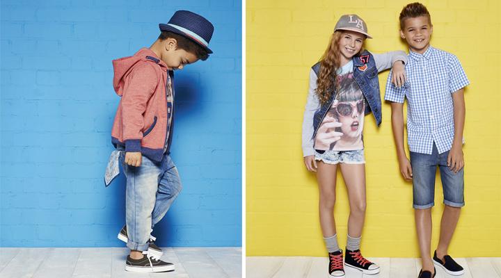 moda infantil primark