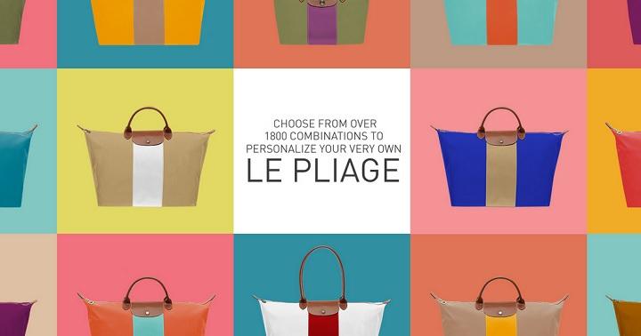 Bolsos Longchamp personalizados
