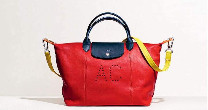 Bolsos Longchamp personalizados1