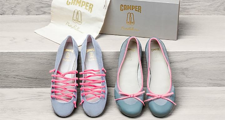Camper y Pretty Ballerinas0