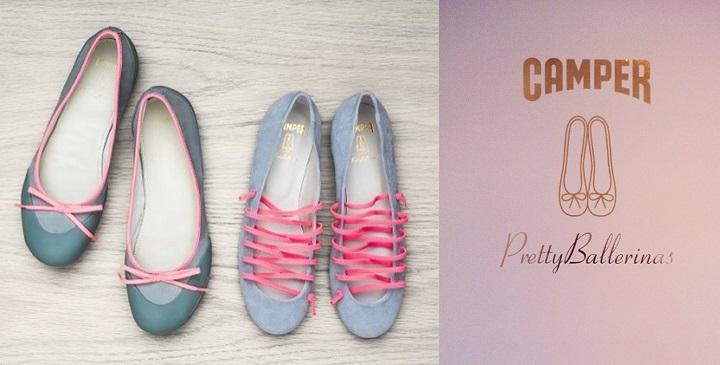 Camper y Pretty Ballerinas1