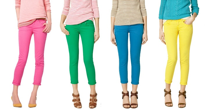 conjuntar pantalones de colores1