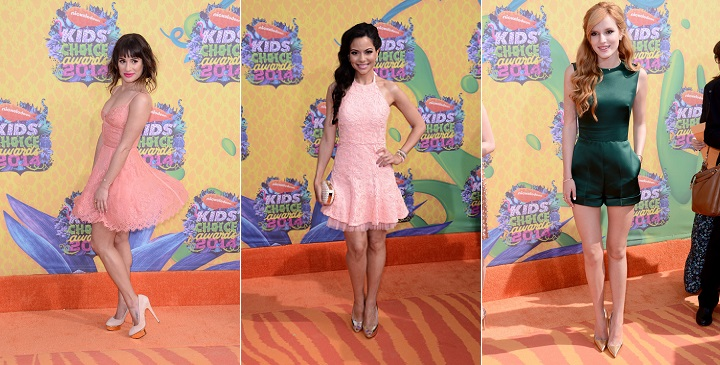 mejor vestidas kids choice awards2