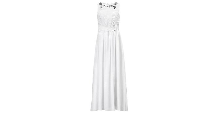 vestido de novia H&M1