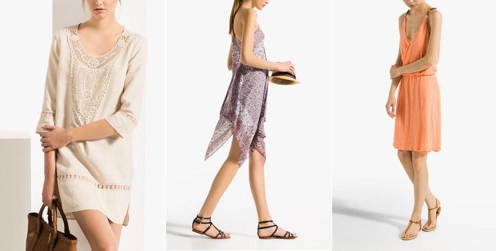 Vestidos primavera verano 2014 Massimo Dutti2