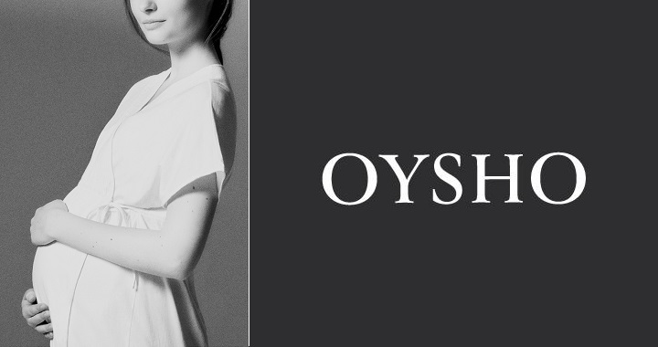 Nueva linea Oysho Maternity