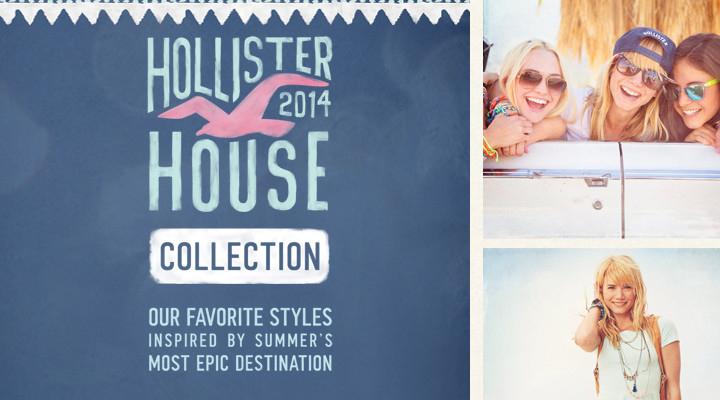 Catálogo Hollister online