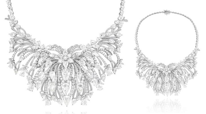 Colección de joyas,