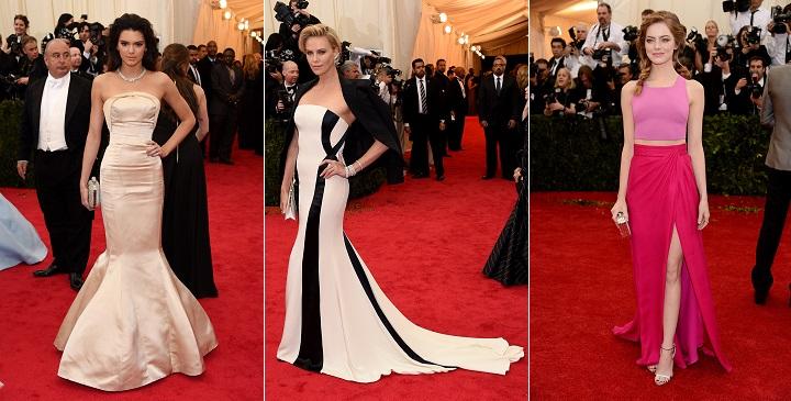 mejor vestidas Gala MET 20144