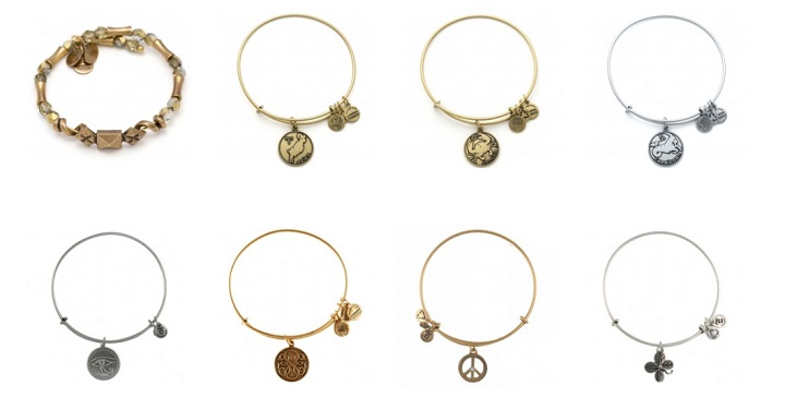 pulseras Alex and Ani2