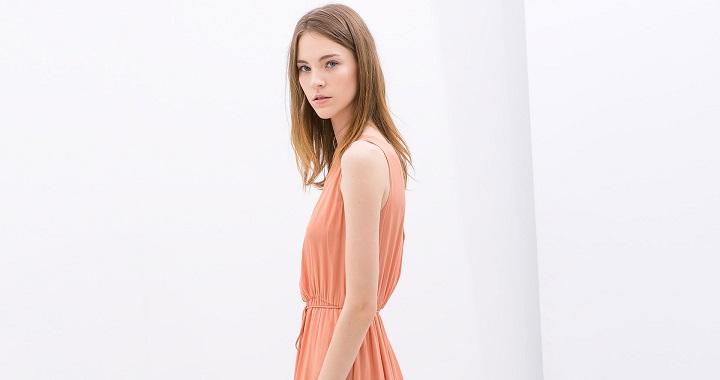vestidos fiesta Zara 2014