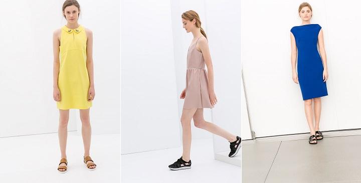 vestidos fiesta Zara 20143