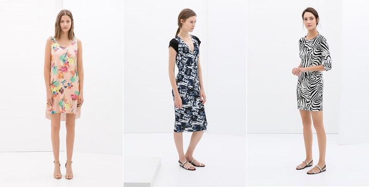 vestidos fiesta Zara 20144