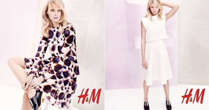 Colores pastel H&M verano 2014