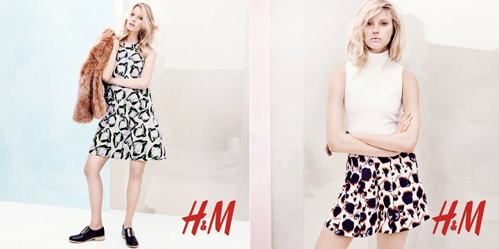 Colores pastel H&M verano 20142