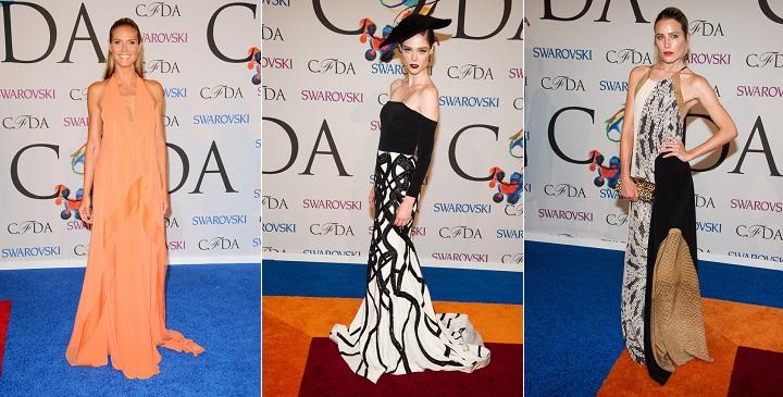 alfombra roja CFDA Awards 20141