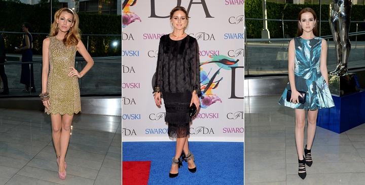 alfombra roja CFDA Awards 20144