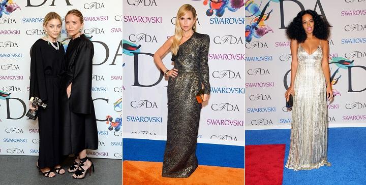 alfombra roja CFDA Awards 20143