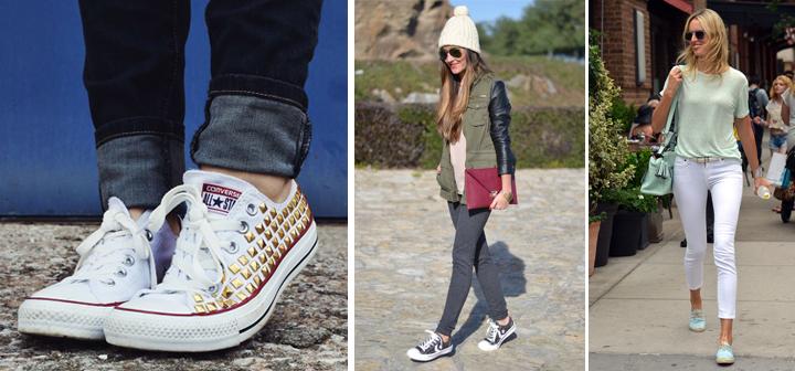 Cómo combinar tus zapatos