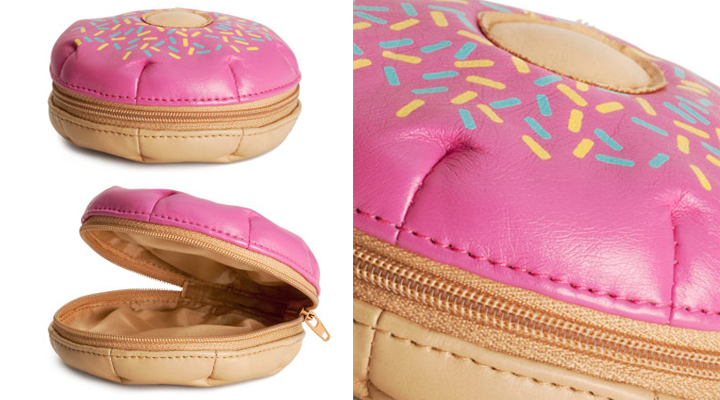 Los bolsos y carteras más originales de H&M 2014