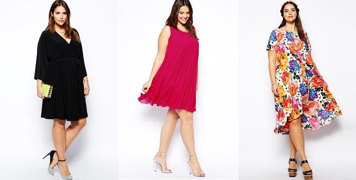 vestidos fiesta Asos Curve 20141