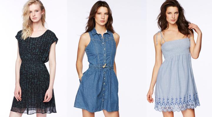 Vestidos Pepe Jeans primavera-verano 2014