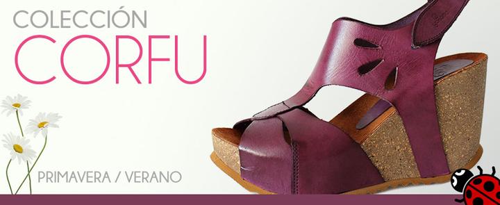 Zapatos Yokono primavera-verano 2014