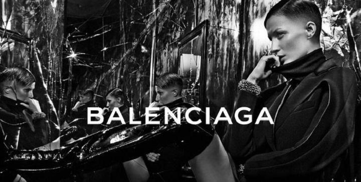 Gisele Budchen y Balenciaga