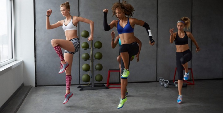 Karlie Kloss y Nike2