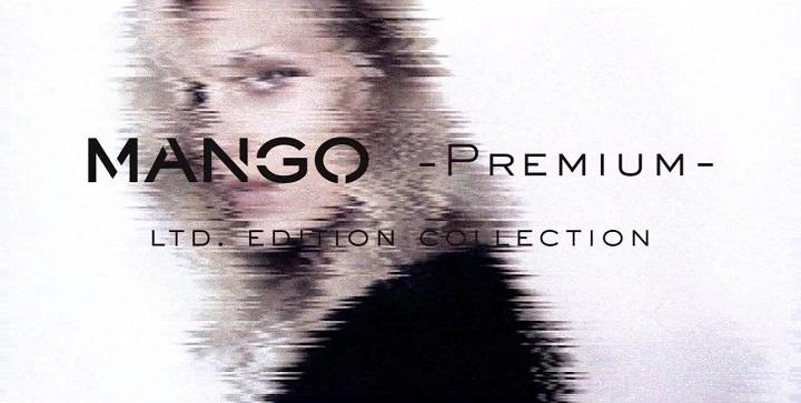 Mango Premium con Anja Rubik
