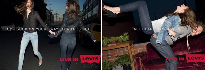 Campaña Levi's otoño-invierno 2014-2015