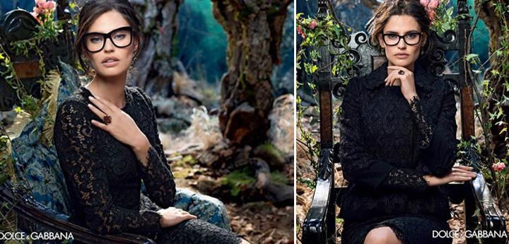 2338f59bf6 Gafas de Dolce & Gabbana otoño-invierno 2014-2015 – Estilos de moda ...