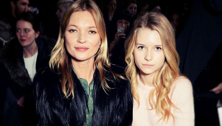 La hermana de Kate Moss, imagen de la campaña Calvin Klein Jeans