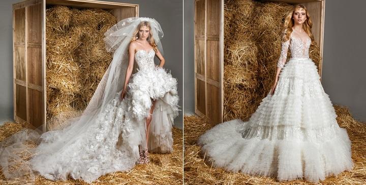 afe77d2bff Vestidos de novia de Zuhair Murad para el 2015 – Estilos de moda ...