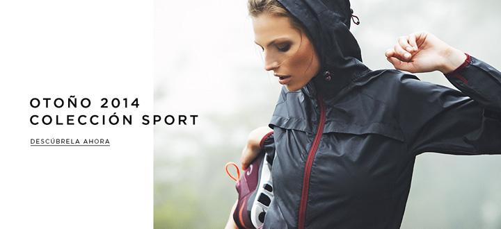 Colección deportiva Mango otoño-invierno 2014-2015