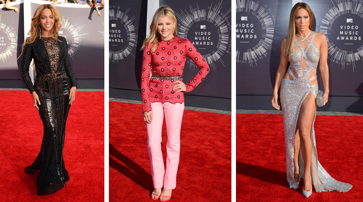 Los looks de los premios MTV Video Awards 2014