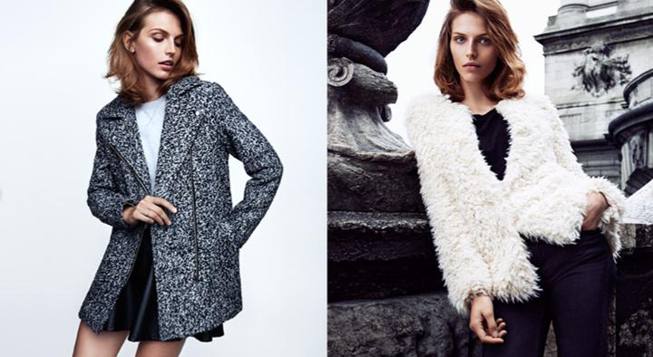 Prendas de abrigo de H&M otoño-invierno 2014-2015